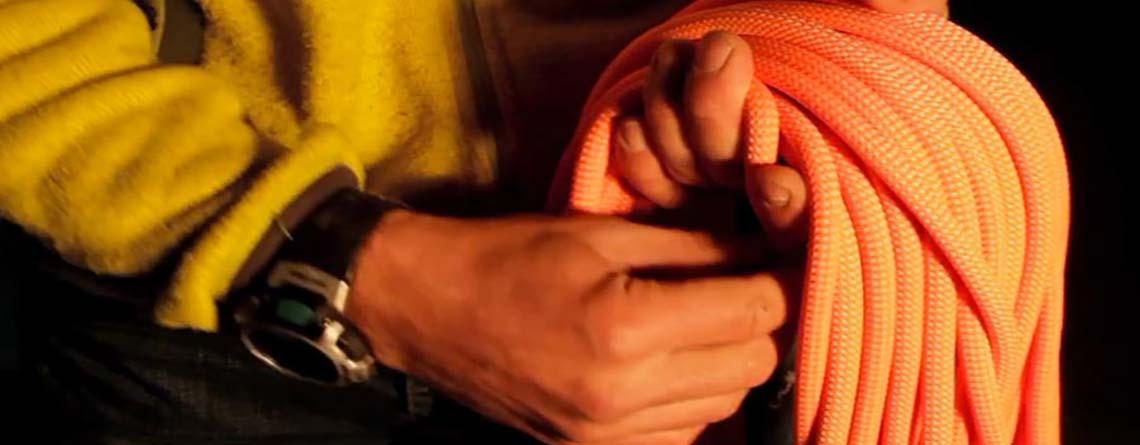 Svinutí lana
