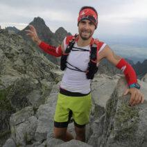 Karel Rejchrt horský běžec